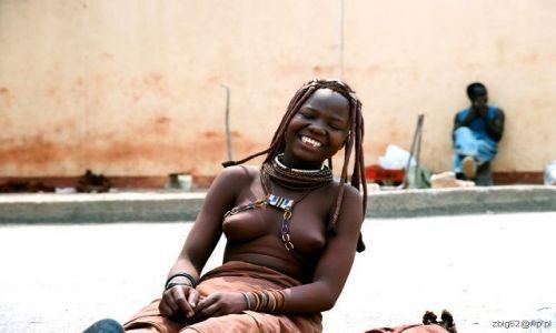 Zdjecie NAMIBIA / brak / gdzieś / Himba