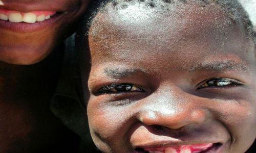 Zdjecie NAMIBIA / north / brak / smile!
