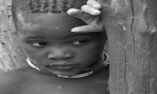 Zdjecie NAMIBIA / - / okolice Opuwo / Himba