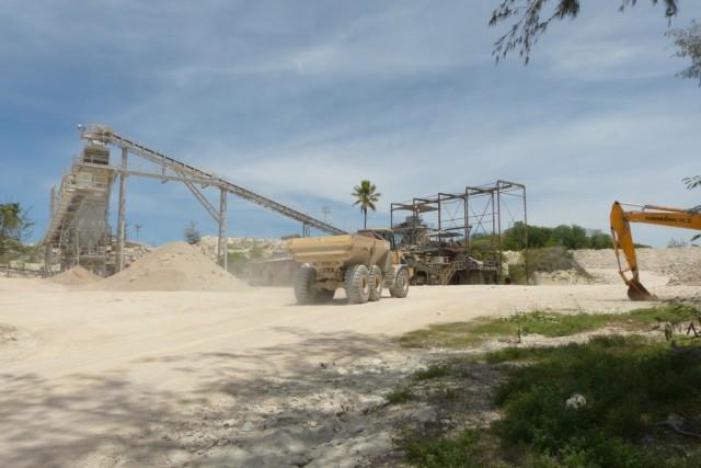 Zdjęcia: Anibare, Nauru, Kopalnia, NAURU