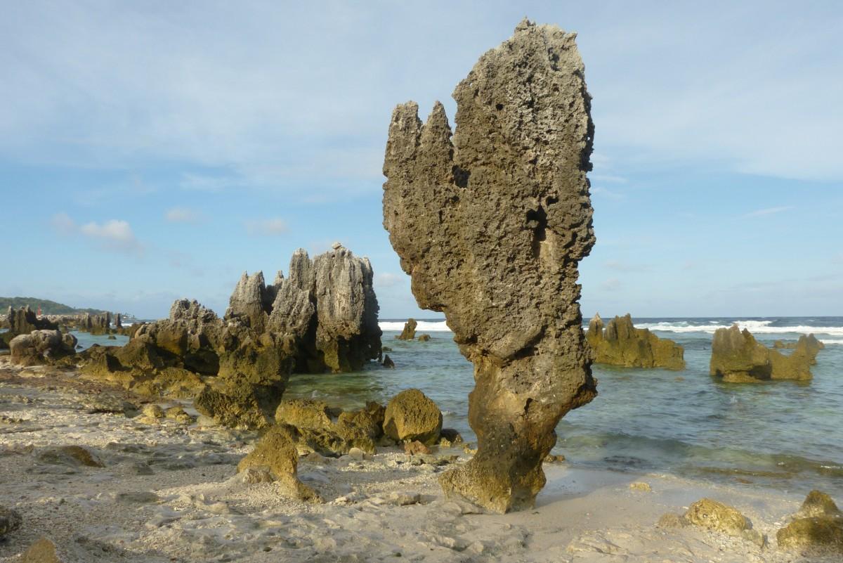 Zdjęcia: Anibare, Nauru, Rafy, NAURU