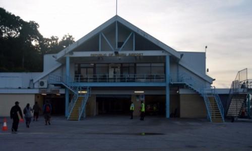 Zdjecie NAURU / Nauru / Yaren / Lotnisko