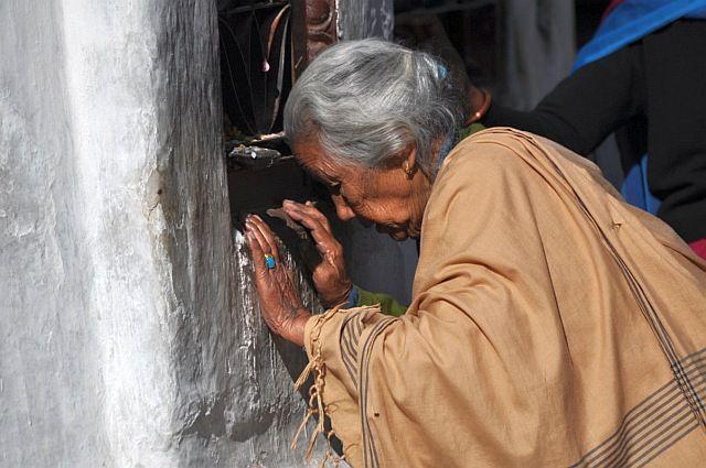 Zdjęcia: w Bouddanath, Kathmandu, *, NEPAL