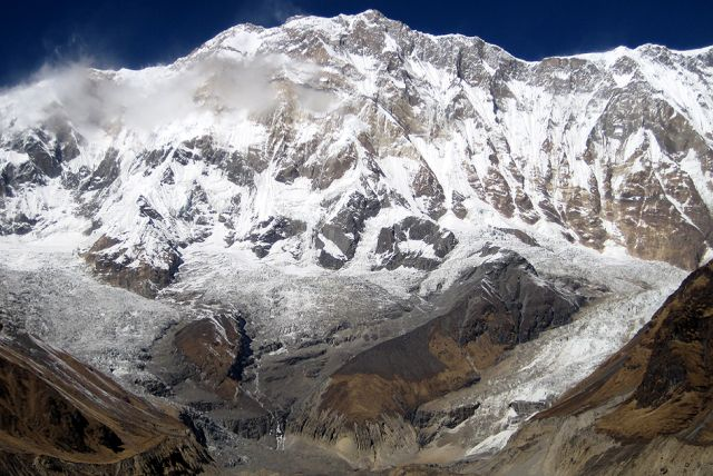 Zdjęcia: Himalaje, Annapurna Trekking, Korona Himalajów - Annapurna, NEPAL