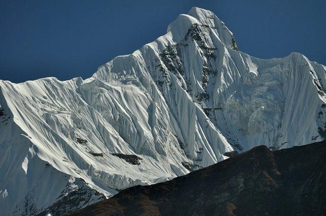 Zdjęcia: ABC, Annapurna Base camp, Gandharba Chuli 6250m, NEPAL