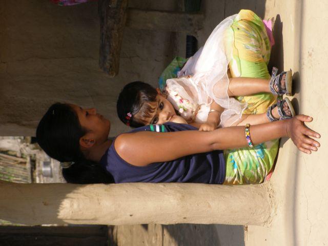 Zdjęcia: Nepal, Mama, NEPAL