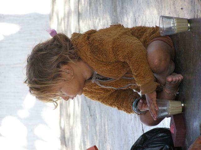 Zdjęcia: Nepal, Dziewczynka, NEPAL