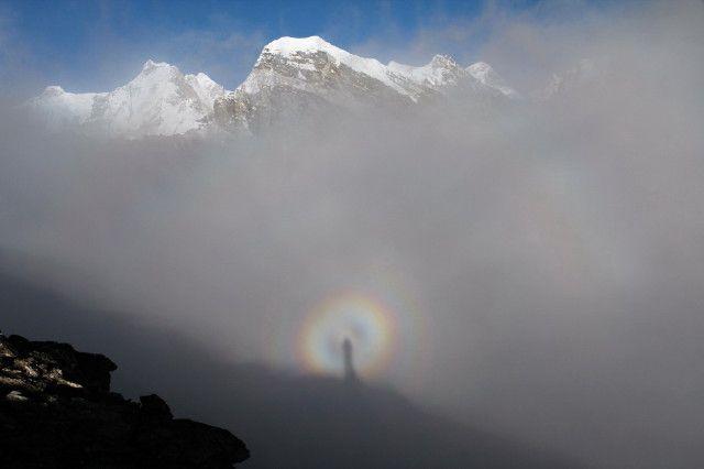Zdjęcia: Gokyo Ri 5360m, Gloria, NEPAL