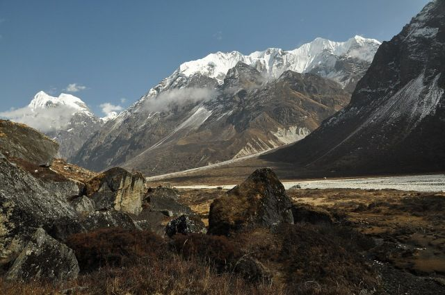 Zdjęcia: Langtang, Langtang, Piękno gór III, NEPAL