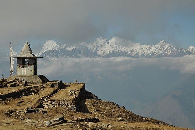 Zdjęcia: Laurebina, Ganesh Himal, NEPAL