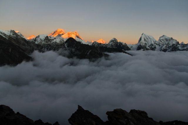 Zdjęcia: Gokyo Ri, Everest, NEPAL