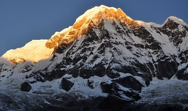 Zdjęcia: ABC, Annapurna Base Camp, Annapurna South, NEPAL
