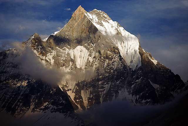Zdjęcia: Trekking w rejonie Annapurna, Annapurna, Machhapuchre, NEPAL