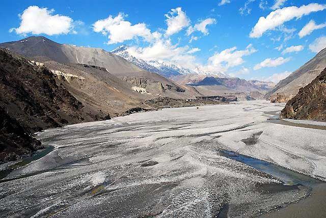Zdj�cia: Trekking w rejonie Annapurna, Annapurna, Mustang, NEPAL