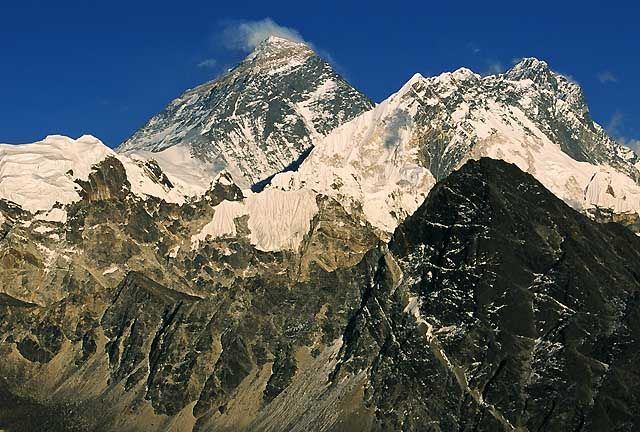 Zdj�cia: Trekking w rejonie Mount Everestu, Himalaje, Mount Everest, NEPAL