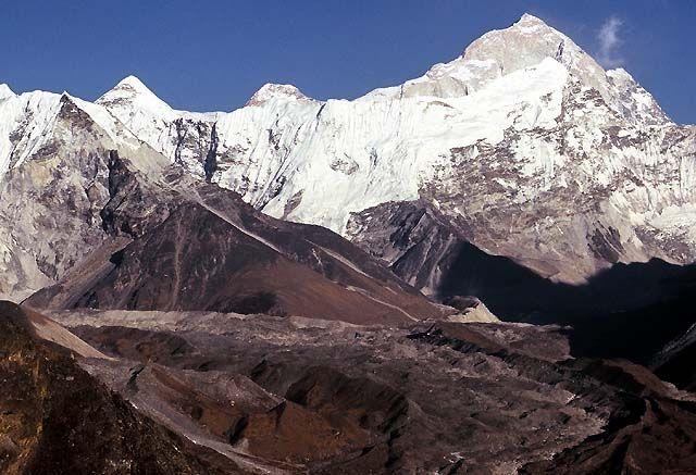 Zdjęcia: Trekking w rejonie Mount Everestu, Himalaje, Makalu, NEPAL