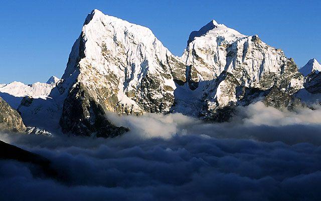 Zdjęcia: Trekking w rejonie Mount Everestu, Himalaje, Cholaste i Taweche, NEPAL
