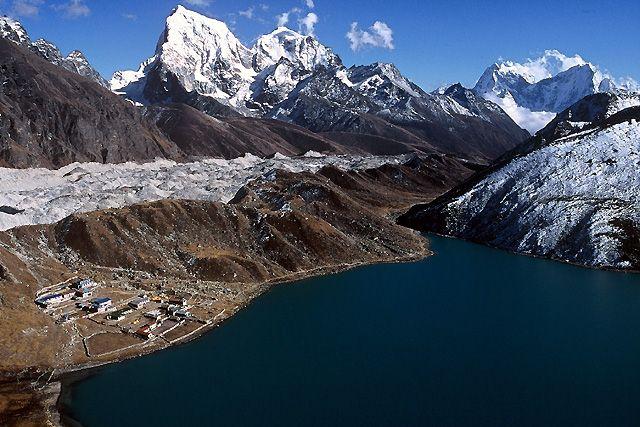 Zdjęcia: Trekking w rejonie Mount Everestu, Himalaje, W drodze na Gokyo Ri, NEPAL