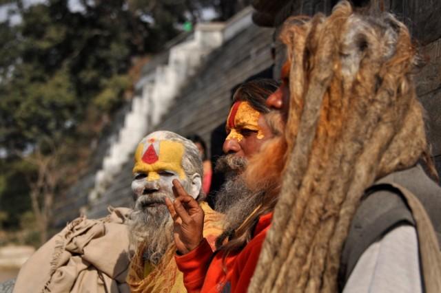 Zdjęcia: Nepal, Sadhu, NEPAL