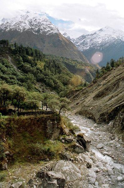 Zdjęcia: Rzeka Kali Gandaki, Annapurna, Rzeka Kali Gandaki, NEPAL