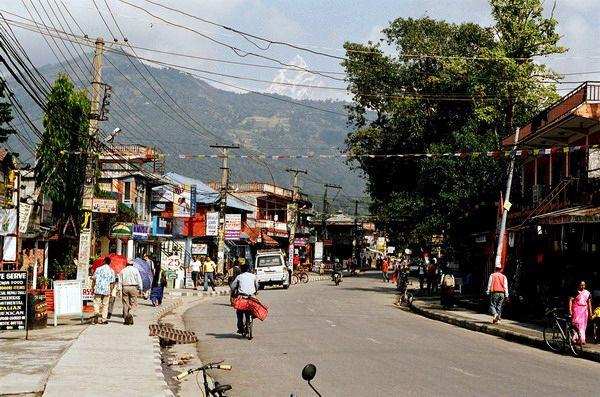 Zdjęcia: Turystyczne centrum Pokary, Pokara, NEPAL