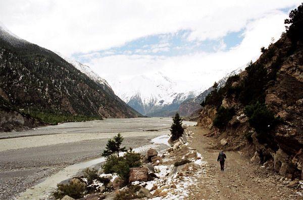 Zdjęcia: Jomson Trek, Annapurna, Jomson - Kagbeni, NEPAL