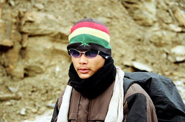 Zdjęcia: Jomson Trek, Annapurna, Tragarz, NEPAL