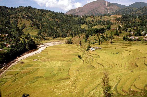 Zdjęcia: Tansen - Pokara, Po drodze do Tansen, NEPAL