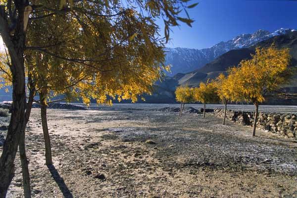 Zdjęcia: Szlak wokół Annapurny, Jesień, NEPAL