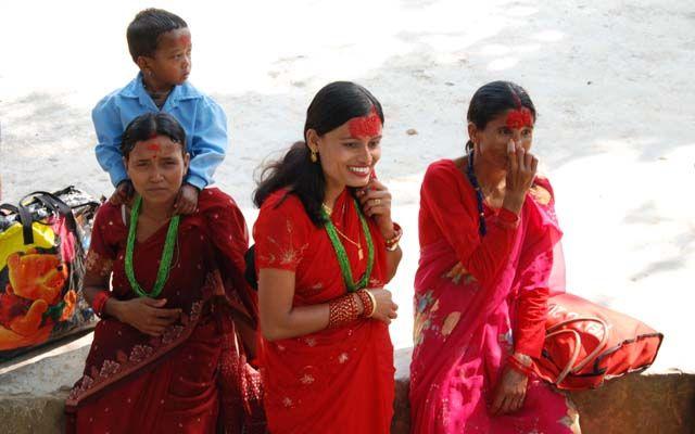 Zdjęcia: Besisahar, Himalaje, :-), NEPAL