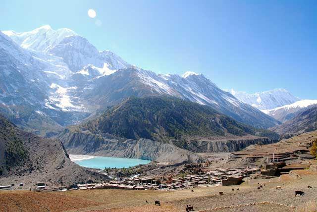 Zdjęcia: Manang 3540mnpm, Himalaje, pieknie tam jest!, NEPAL