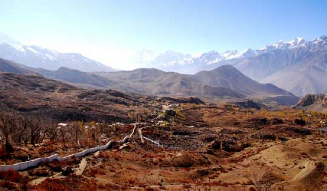 Zdjęcia: Muktinath, Himalaje, ziemia niebo, NEPAL