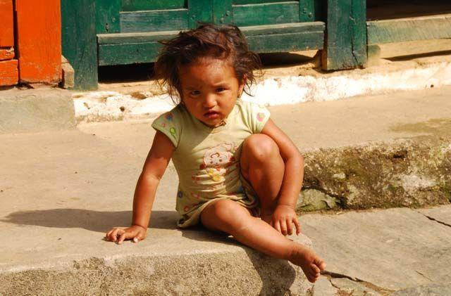 Zdjęcia: Birethanti, Himalaje, *, NEPAL
