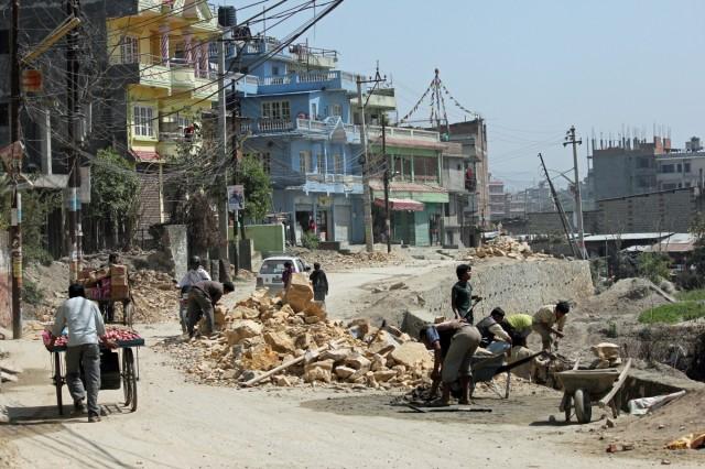 Zdjęcia: Katmandu, Katmandu, W mieście, którego nie ma?, NEPAL