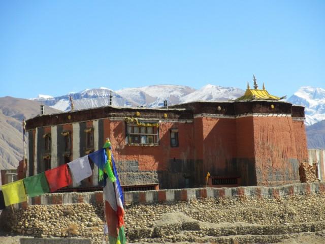 Zdjęcia: Tsarang, Mustang, Mustang, NEPAL