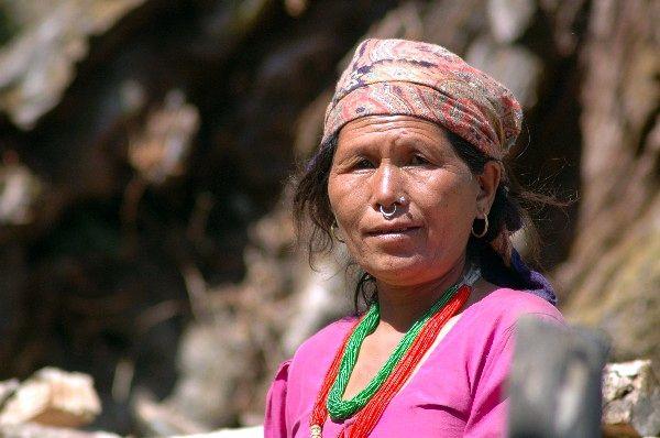 Zdjęcia: Annapurna Circuit, Annapurna Circuit, Nepalka, NEPAL