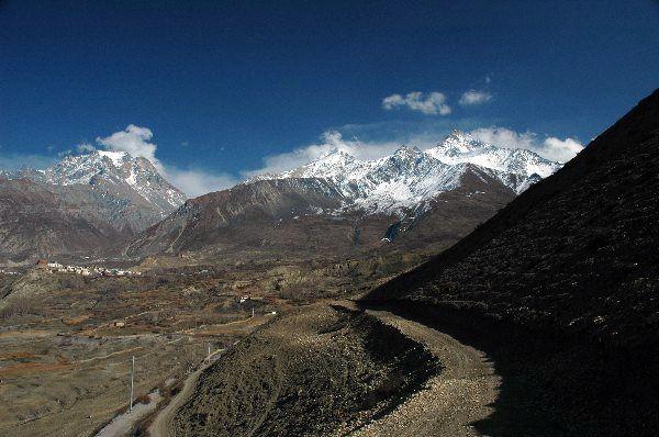Zdjęcia: Annapurna Circuit, Annapurna Circuit, W drodze do Muktinath, NEPAL