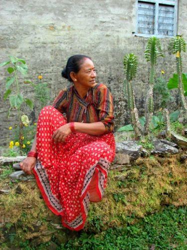 Zdjęcia: Sarangkot, po drodze do Pokhary, NEPAL
