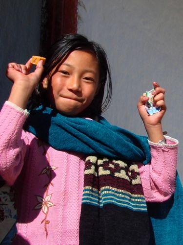 Zdjęcia: Jomson, mam krówkę ciągutkę, NEPAL