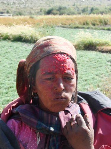 Zdjęcia: Tukuche, w drodze do Pokhary, NEPAL