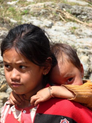 Zdj�cia: Lete, bliskosc, NEPAL