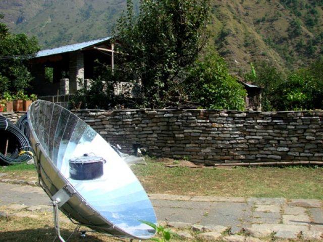 Zdjęcia: w drodze na sam dol Pokhara, mikrofala Nepalska, NEPAL