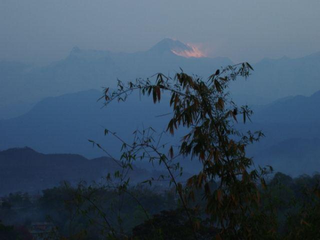 Zdjęcia: Pokhara, Wielki Błękit, NEPAL