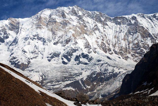 Zdj�cia: Annapurna, Annapurna, Jej wysokosc Annapurna, NEPAL