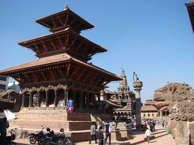 Zdjęcia: Pathan, Dolina Kathmandu, Starówka , NEPAL