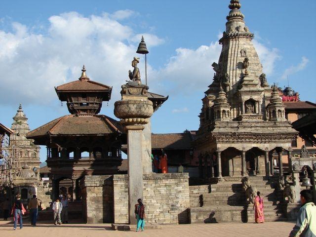Zdjęcia: Buthan, Dolina Kathmandu, Starówka, NEPAL
