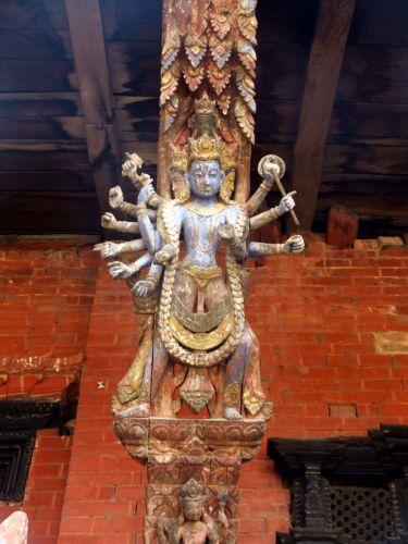 Zdjęcia: Patan, Dolina Kathmandu, Swiatynie, NEPAL