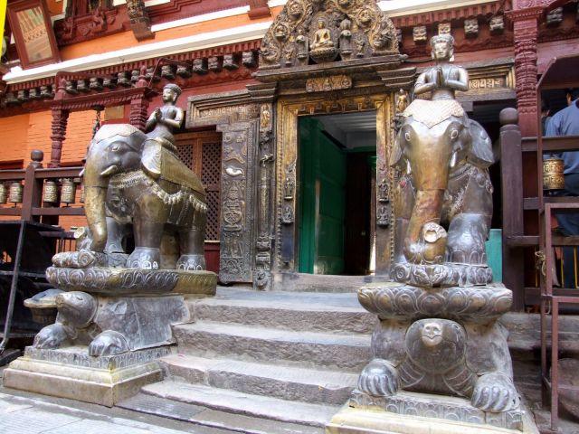 Zdjęcia: Patan, Dolina Kathmandu, ..., NEPAL