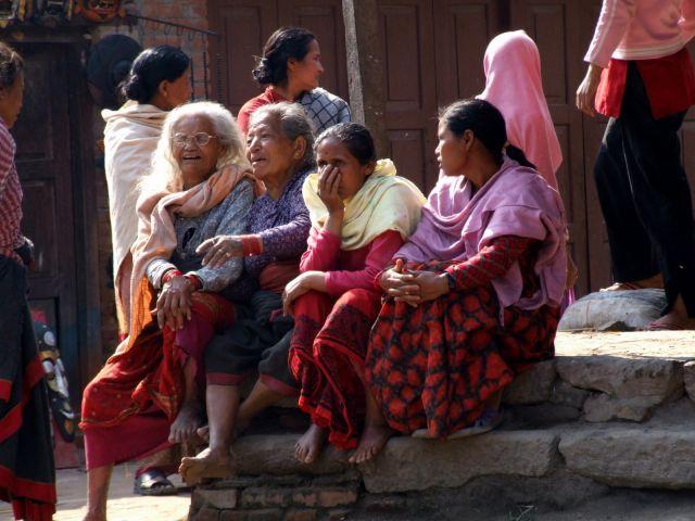 Zdjęcia: Bhaktapur, Dolina Kathmandu, Rormowy o poranku, NEPAL