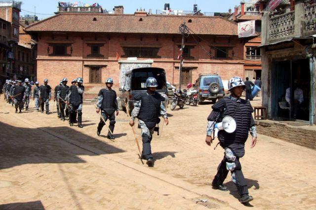 Zdjęcia: Bhaktapur, Dolina Kathmandu, W sumie w Nepalu jest bezpiecznie...., NEPAL